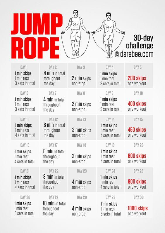 30 dagen workout